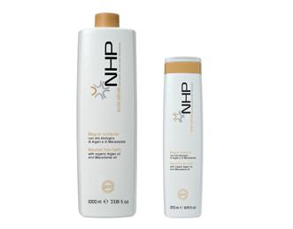 Нутри-арган питательный шампунь для волос